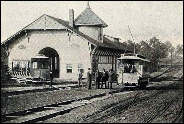 Throwback Thursday: Inman Park, Atlanta's First Streetcar Neighborhood